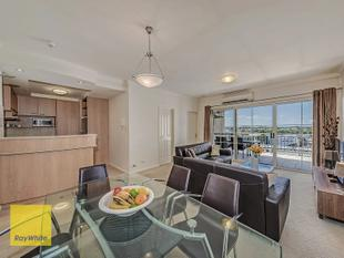 CRACKING APARTMENT IN WEST END LOCALE - West Perth