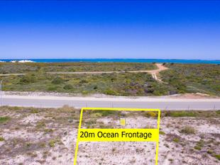 Elevated block with REAL ocean VIEWS that HAS TO BE SOLD!!!! - Jurien Bay