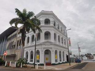 Waterfront First Floor Office - For Lease - Townsville City