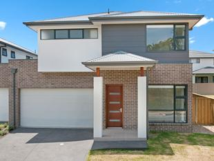 Brand new 4 bedroom in a very quiet location - Kellyville