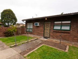 Solid Unit in a Great Location - Campbelltown