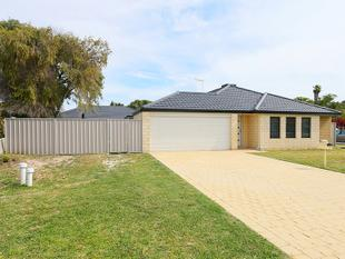 LIGHT, BRIGHT AND EASY TO MAINTAIN - BORE AUTO RETICULATION  HOME OPEN 1 DEC    4.15 - 4.30 - Safety Bay