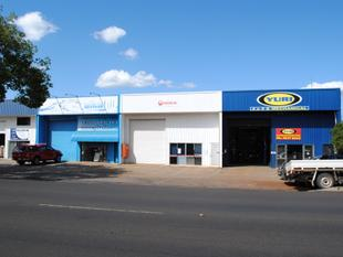 Small Industrial Warehouse - Toowoomba City