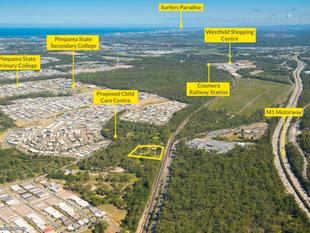Approved 71 Townhouse Development Site - Pimpama