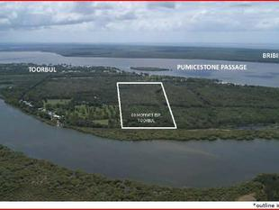52 ACRES WITH DIRECT WATER ACCESS!! - Toorbul