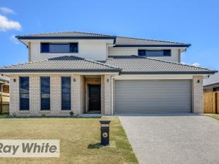 Brand new large family home.... available now! - Mango Hill