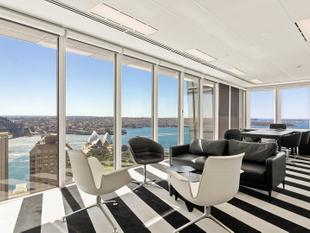 Premium office with harbour views - Sydney