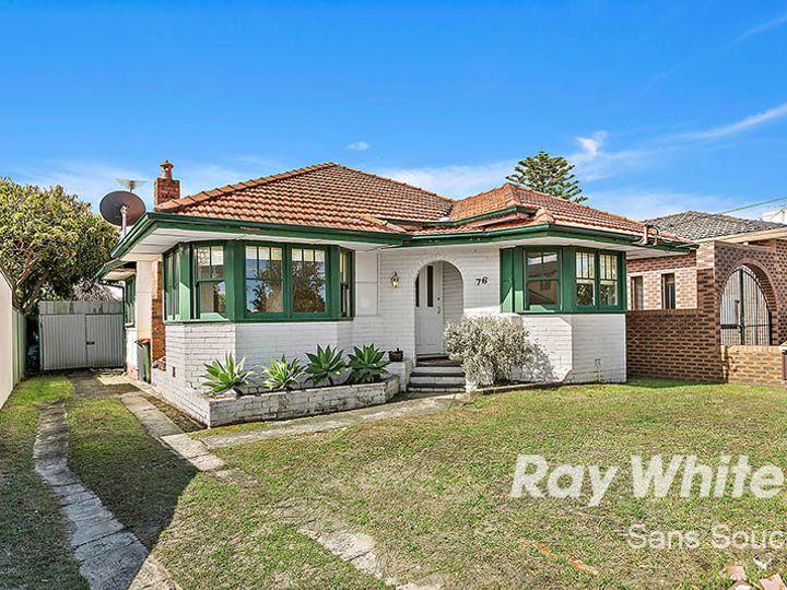 76 Sandringham Street, Sans Souci, NSW