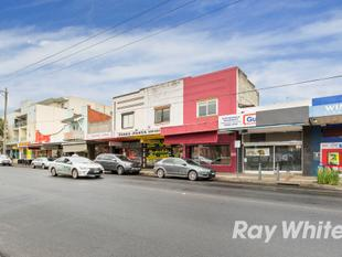 Shop / Office plus Large Residence - Hughesdale