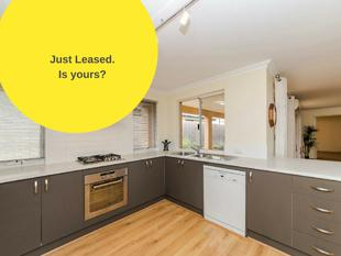 Just Leased! Is Yours? - Baldivis