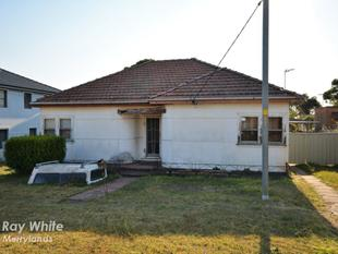 Fantastic Location, 20.1m frontage, An Opportunity Not To Be Missed! - Merrylands