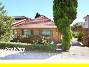 Rare Opportunity  Land 695.6m2 (approx.) - Kingsgrove
