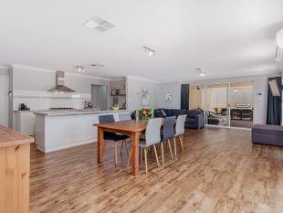 STUNNING, IMMACULATE 4X2 WITH LARGE PATIO, BE QUICK AS WILL GO! - Baldivis