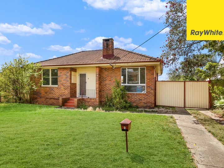 2 Bernadotte Street, Riverwood, NSW