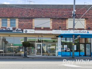 RETAIL LEASING OPPORTUNITY IN THRIVING GLEN IRIS SHOPPING STRIP - Glen Iris