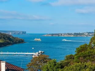 Grandstand Main Harbour Views - Mosman
