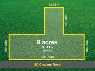 9 acres  3.64 hectures (approx.) - Mernda