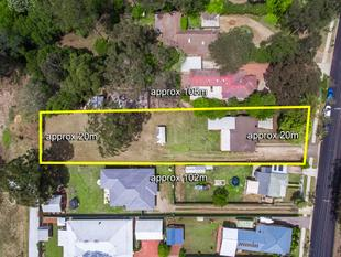 DA Approved 2 Lot Subdivision - Thirlmere