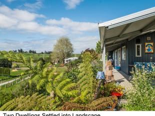 LIFESTYLE BLOCK WITH TWO DWELLINGS - Te Puna