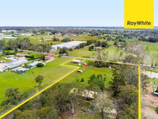 Centrally Located!! - 5 Acres - Rossmore