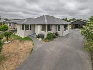 Well Presented Family Home - Wainoni
