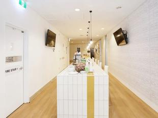 Whole floor with creative fit out - Sydney