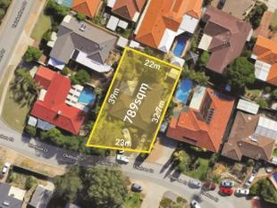 789SQM R60 BLOCK CLOSE TO TRAIN STATION - Kingsley