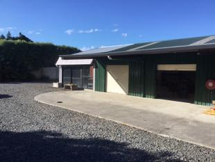 SECURE INDUSTRIAL UNIT IN A RURAL SETTING - Tauranga