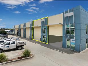 Modern Industrial Unit with Fitted Out Office - Deception Bay