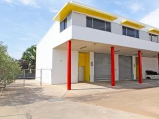 Warehouse With Security Fenced Yard Area Of 140 m - Berrimah