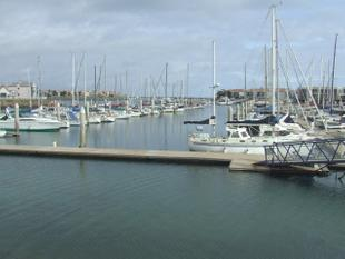 Perfect Location on the Marina - North Haven