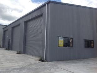 New Purpose Built Workshop - Te Awamutu