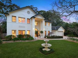 A Stately Presence with a Flair for Entertaining - Wahroonga