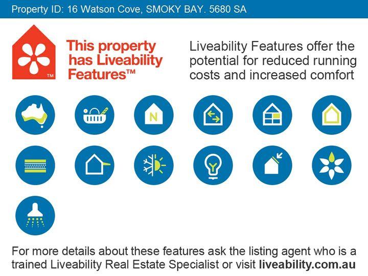 16 Watson Cove, Smoky Bay, SA
