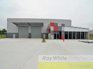 Brand New Office Warehouse In Crestmead - Crestmead