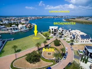 DON'T MISS THIS OPPORTUNITY - PRIME WATER FRONT LAND - SHELTERED POSITION  WITH 23M* WATER FRONTAGE - BOATIES PARADISE - Sovereign Islands