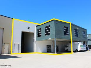 Modern Office and Warehouse - Willawong
