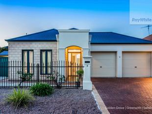 Family Living Elegance, Luxury & Location on a Large Block! - Mawson Lakes