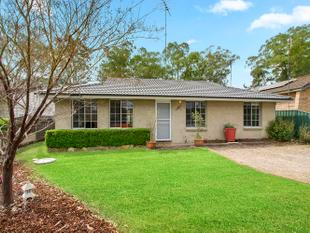 Quaint brick cottage, large block, approval for a granny flat - Glossodia