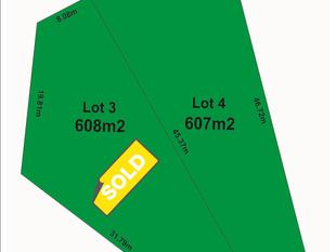 WOW.....! AN ABSOLUTE RARE OFFERING....! Approx 600 sqm each..! - West Lakes Shore