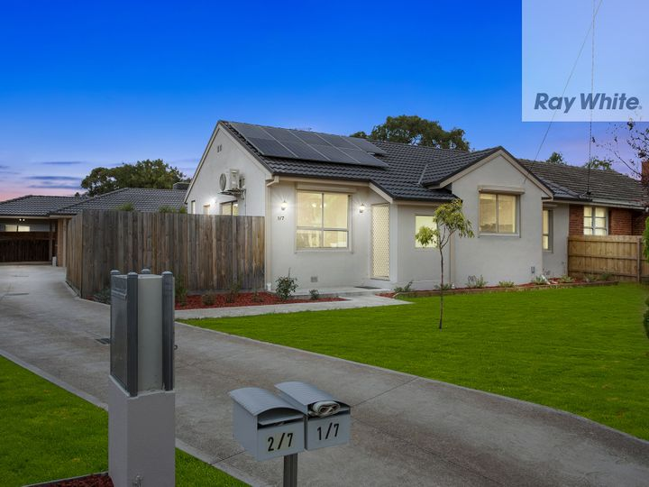 1/7 North Crescent, Heidelberg West, VIC