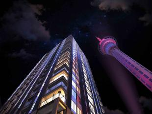 Brand New - Opposite Sky Tower - Auckland Central