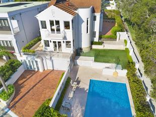 Harbour View Family Home Finished To Perfection - Vaucluse