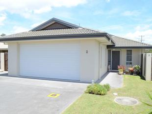 Located in Yamba Village over 55's Estate - Yamba