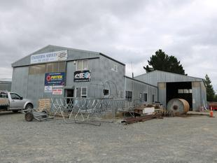 Industrial Premises with Tenant in place - Te Anau