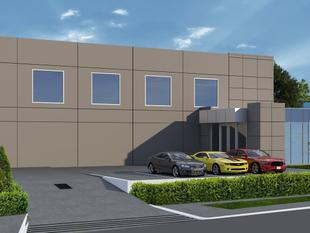 Brand New Modern Factory In Prime Epping Central Industrial Precinct ! No Body Corporate ! - Epping