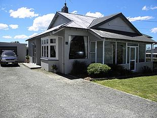 Easy Care 2 Bdrm South Hill - Oamaru