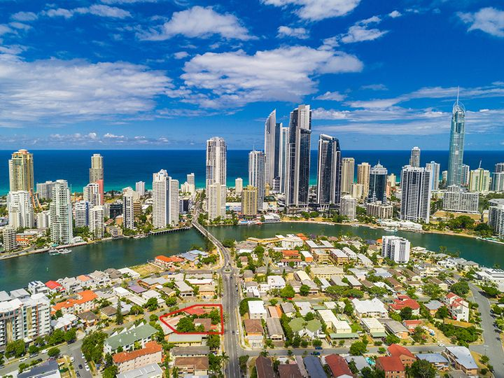 17 and 19 Thomas Dr and 38 Darrambal Street, Surfers Paradise, QLD