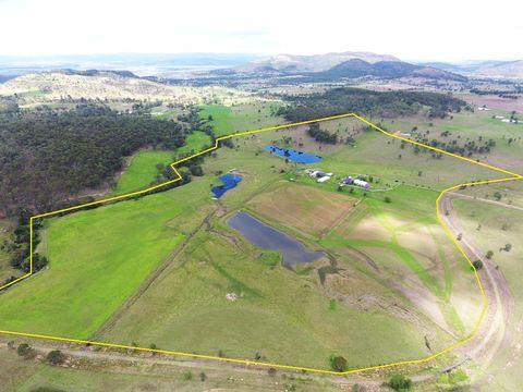 Coal Creek, 6012 Brisbane Valley Highway