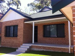 Modern style living - Westmead
